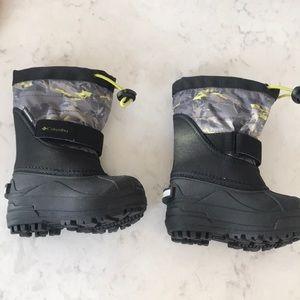NWT Columbia Powderbug Toddler Snow Boot - Size 6
